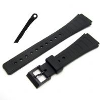 Replacement Watch Strap 18mm  To Fit Casio AQW5, F28, AW15, F28W